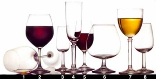 wine glass photos